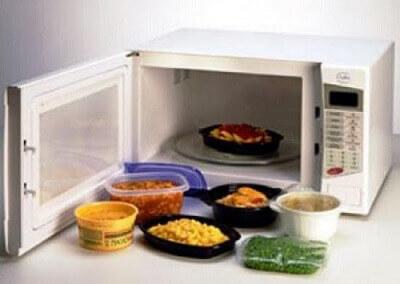 recetas al microondas